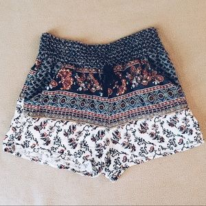Tilly's | Bohemian Shorts